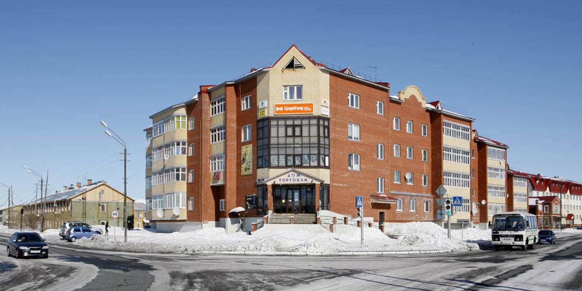 Населённые пункты Ямало Ненецкого АО Википедия
